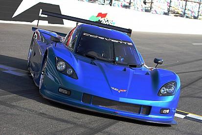 Corvette Daytona Prototype announcement press conference