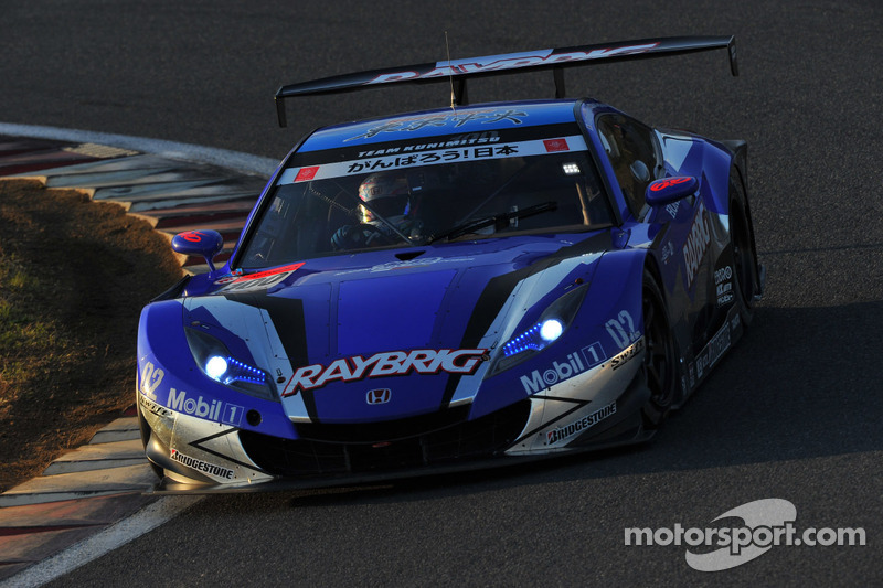 Takuya Izawa wins for Honda in second race at Fuji