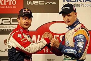 WRC Hirvonen and Lehtinen move to Citroen to team with Loeb and Elena
