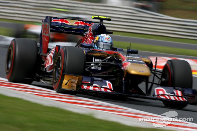 Top Formula One bosses think Alguersuari deserves seat