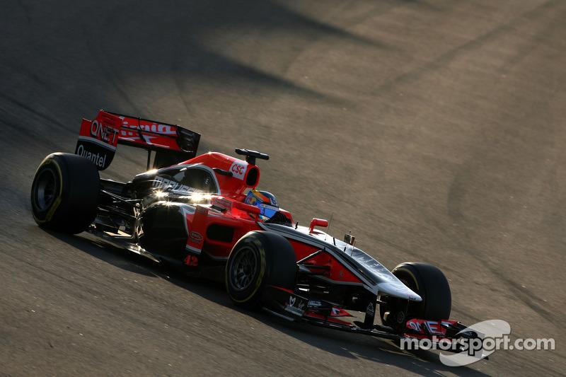 Wickens shines again on return to Marussia Virgin Racing