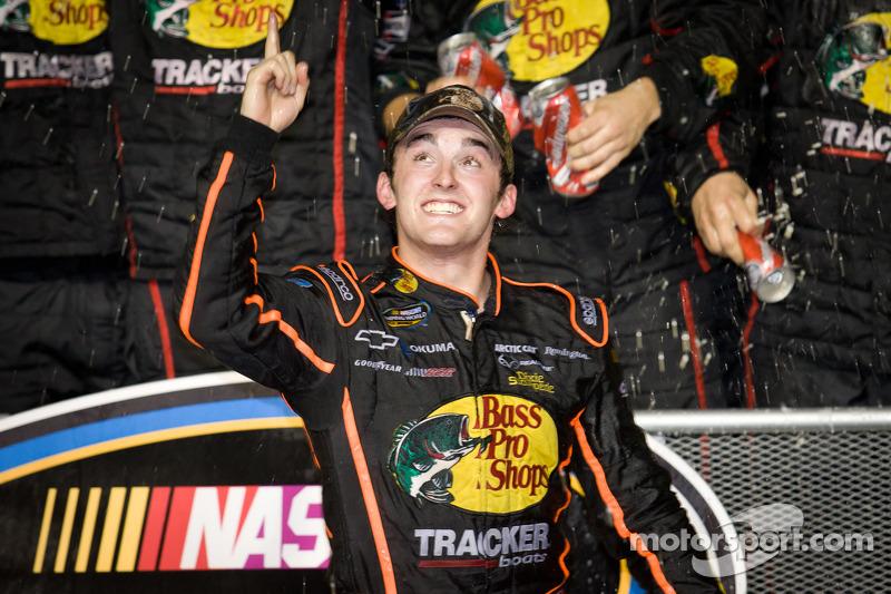Austin Dillon captures 2011 driving championship