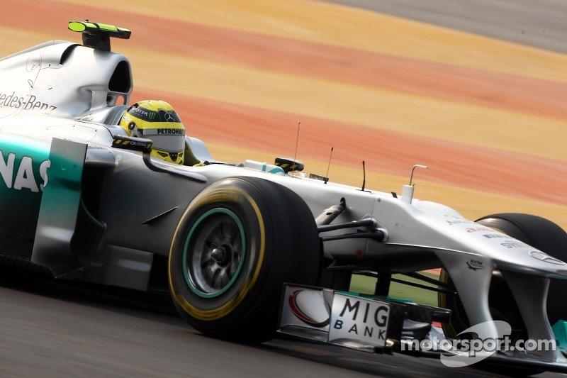 Rosberg not worried career could echo Heidfeld's