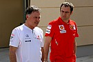 'Liegate' scandal's Dave Ryan returns to Formula One