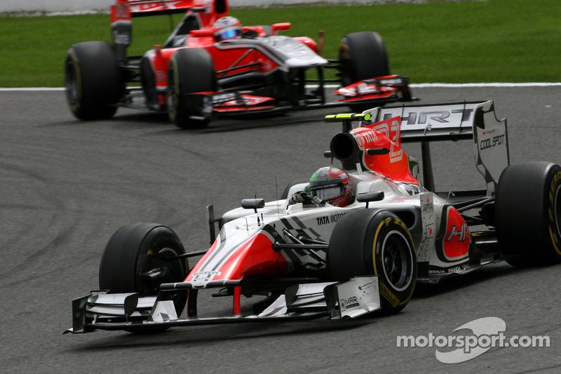HRT Formula 1 Background 8