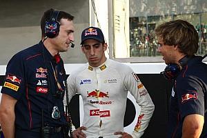 Formula 1 Toro Rosso Brazilian GP qualifying report