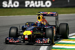 Formula 1 Webber finishes 2011 season finale in style and wins Brazilian GP