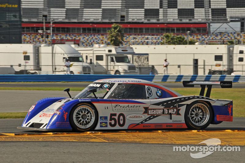 Series prepares for Daytona December two-day test