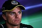 'New' Kovalainen plans for return to top team