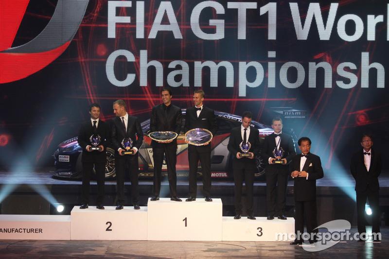 World Champions Honoured At Gala