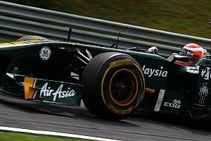 Formula 1 Trulli not ready to stop as Caterham readies 2012 car