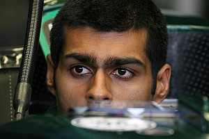 Formula 1 Chandhok admits test seat likely for 2012