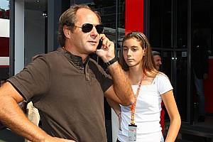Formula 1 Berger's nephew on track for Formula one future