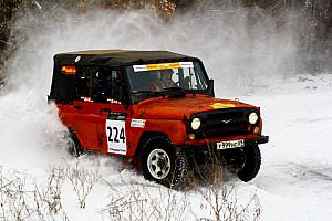 Cross-Country Rally White Hills Baja ready for snow and ice challenge