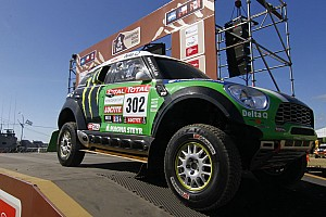 Dakar 2012 route adds excitement to Argentina-Chile-Peru Dakar challenge