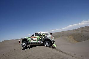 Dakar X-raid Team stage 2 report