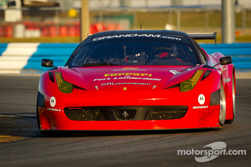 Star-studded lineup for Risi/ACR includes Beretta at Daytona 24H