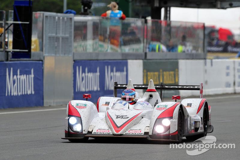 Greaves Motorsport completes 2012 driver line-up