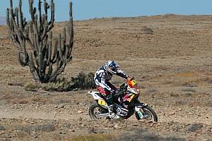 Dakar MRW KTM stage 7 report