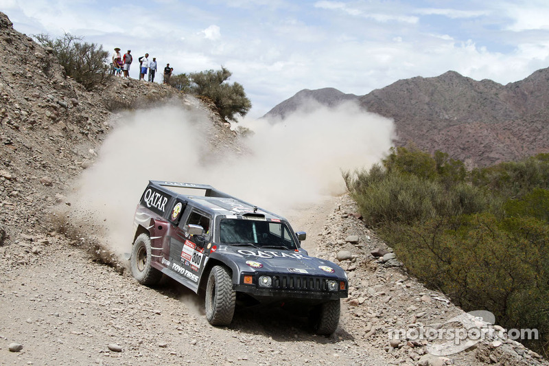 Team SPEED stage 7 report