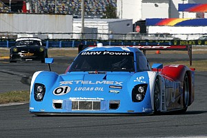 Grand-Am Daytona Int'l Speedway January test notes, day 3
