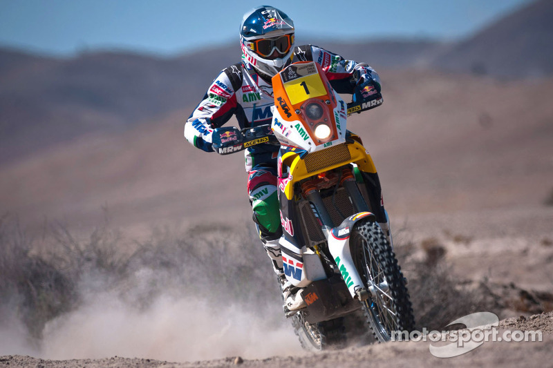 Coma has the Bike lead after a strange beginning to stage 8 in Chile
