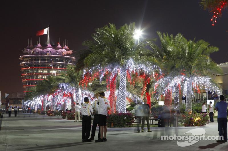 Bahrain pushes ahead amid 2012 race return controversy