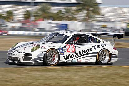 Alex Job Racing Daytona January test summary