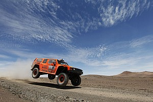 Dakar Toyo Tires stage 8 report