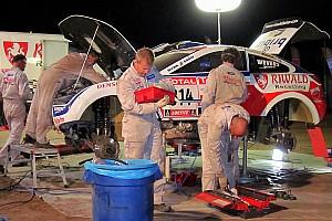 Dakar Riwald Team rest day report