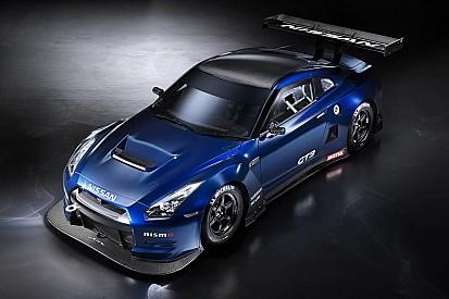 JRM, Nissan unveil new GT-R NISMO GT3