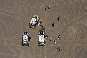 Dakar X-raid Team stage 12 report