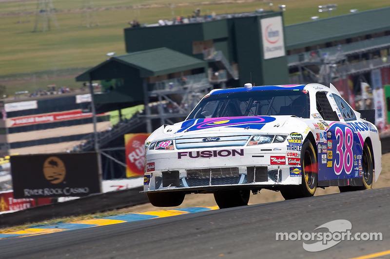 Front Row Motorsports announces 2012 driver lineup