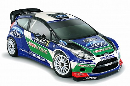 Ford aims for title starting with Monte Carlo Rally