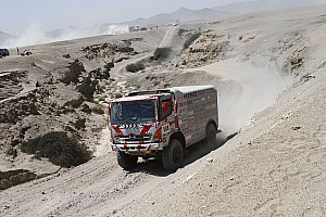 Dakar Hino takes under 10 liter Truck win