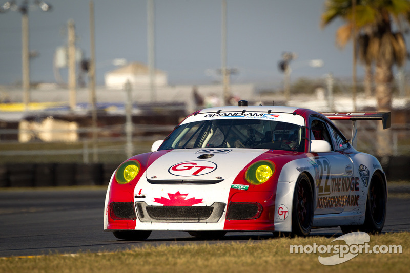 Bullet Racing announces Daytona 24H driver lineup