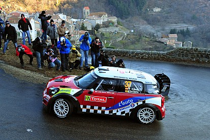 MINI Monte Carlo Rally leg 2 summary