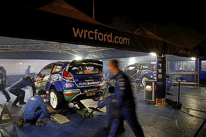 Ford Monte Carlo Rally leg 2 summary