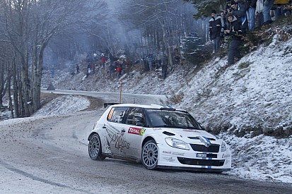 Volkswagen's Ogier out of Rally Monte Carlo