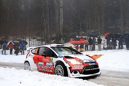 M-Sport Monte Carlo Rally final summary