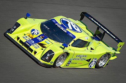 Krohn Racing prepped with top drivers for Daytona 24H