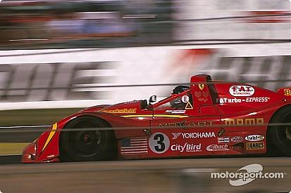 Didier Theys talks about winning with Gianpiero Moretti at Daytona 24H