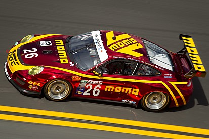 MOMO returns to the Daytona 24H
