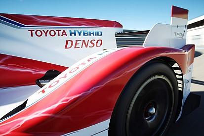 Toyota Racing unveils 2012 plans