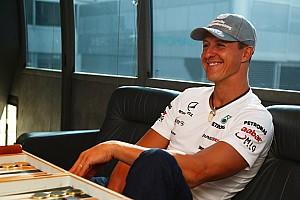 Formula 1 Berger tips Schumacher to quit after 2012