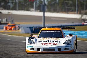 Grand-Am ECR Engines Daytona qualifying report