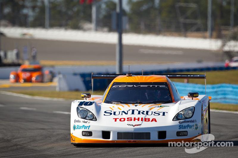 ECR Engines Daytona qualifying report