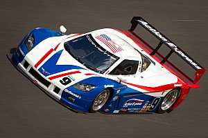 Grand-Am Barbosa leads,  Suntrust Racing out after three hours of Daytona 24H