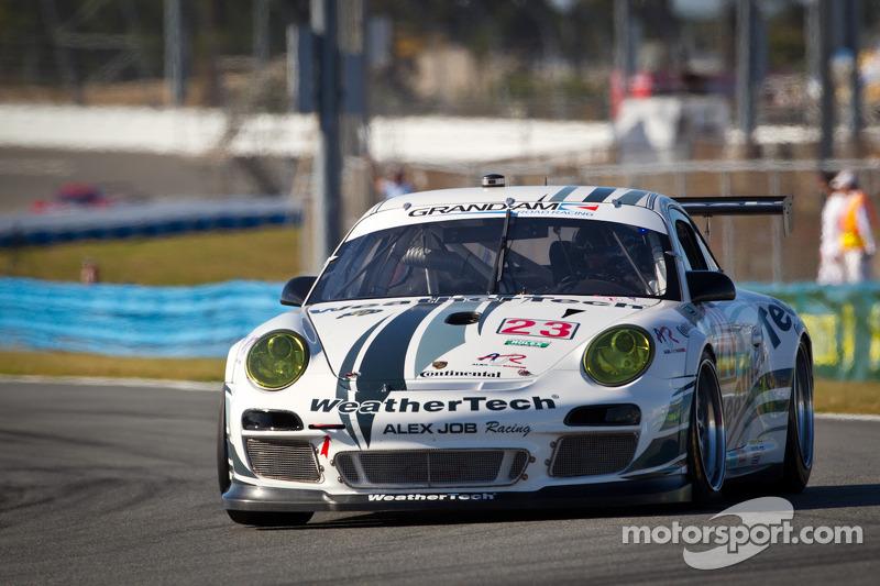 Alex Job Racing Daytona 24H hour 6 report