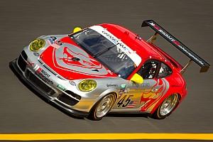 Grand-Am Flying Lizard Motorsports Daytona 24H race report